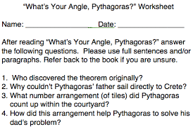 Right Angles And The Pythagorean Theorem | Perkins Elearning