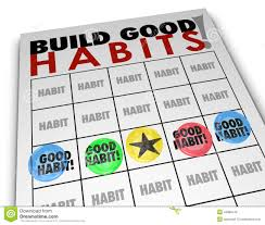 build good habits bingo card develop strong skills growth stock build good habits bingo card develop strong skills growth