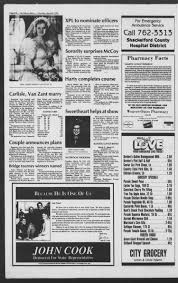 The Albany News (Albany, Tex.), Vol. 114, No. 39, Ed. 1 Thursday, March 8,  1990 - Page 16 of 22 - The Portal to Texas History