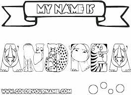Small Picture Andrea Coloring Page Andrea Pinterest