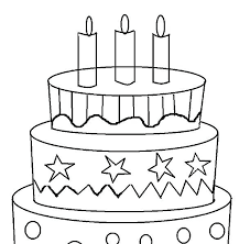 Birthday Cake Printable Pin By On Clip Art Food Library Printable