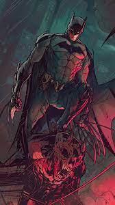 Batman Art DC Superhero 4K Wallpaper #6 ...