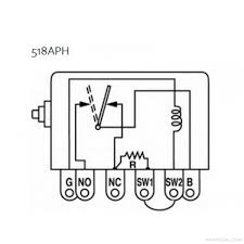 murphy murphy tattletale magnetic switch 12 volts 518aph 12 518aph 12 magnetic float switch wiring diagram murphy diagram 518aph 12
