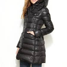 Vince Camuto Hooded Quilted Puffer Coat | Moncler, Vince camuto ... & Vince Camuto Hooded Quilted Puffer Coat Adamdwight.com