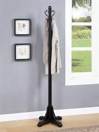 Powell Coat Rack Mesmerizing Powell Comapany Color Story Pure Black Coat Rack