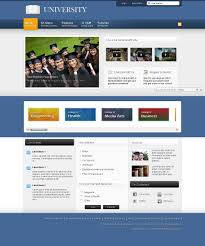College Templates University Joomla Template Joomla College Theme Shape5