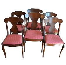 pennsylvania house dining chairs vine house regency style dining chairs pennsylvania house cherry queen anne dining