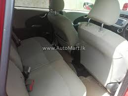 registered used honda fit car for at kandy sri lanka