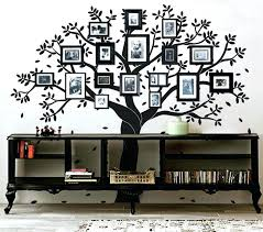 tree wall art decals on wall art decals family tree with family tree wall art decals helloblondie