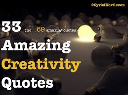 Creativity Quotes Beauteous 48 Amazing Creativity Quotes
