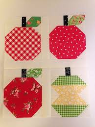 166 best Lori Holt Quilting- Bee In My Bonnet images on Pinterest ... & Quilty Fun Sew Along - Apples by Greg at Grey Dogwood Studio. Pattern by Lori  Holt A teacher's quilt. Adamdwight.com