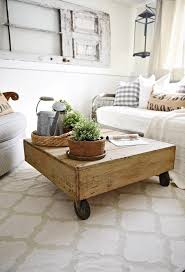 diy pallet coffee table made from a world market display see how to make