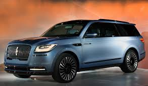 2018 lincoln suv. brilliant lincoln lincoln unveiled a concept version of its navigator fullsize suv in new  york ahead the international auto show in 2018 lincoln suv