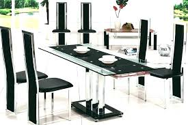 6 chair dining table set glass top kitchen table high top kitchen table 6 chairs charming 6 chair dining table