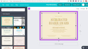To Certificates How Create Youtube On Canva -