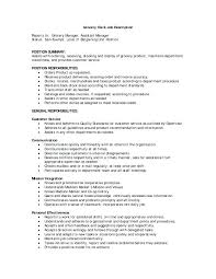 Retail Job Responsibilities - Tier.brianhenry.co