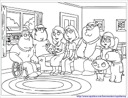 Small Picture family guy coloring pages family guy coloring pages 5 family guy