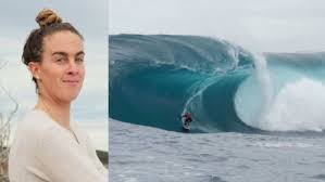 WA's Laura Macaulay becomes first woman to <b>surf</b> The Right, the ...