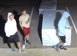 Search For Teens Police Search For 3 Teens In Connection With Construction Site Vandalism
