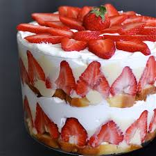 Strawberry Trifle Deliciously Declassified