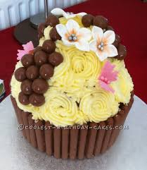 Coolest Giant Chocolate Cupcake