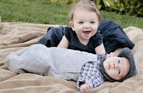cute baby couple hd wallpaper