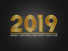 Free Download Greeting Card Free Download Greeting Card Happy New Year 2019 By Sergii Syzonenko