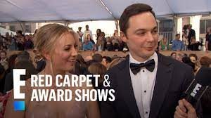 Are Kaley Cuoco and Jim Parsons Fighting? | E! Red Carpet & Award Shows -  YouTube