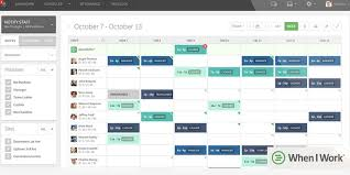 15 Best Employee Scheduling Software Of 2019 Comparison Of Leading