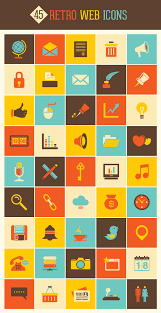 Web Design Icon Psd 45 Free Retro Web Icons Psd Ai Eps Super Dev Resources