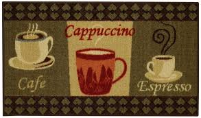 nice coffee cup kitchen rugs 7