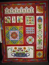Red/White Quilts | OccasionalPiece--Quilt! & BuckleyQuilt Adamdwight.com