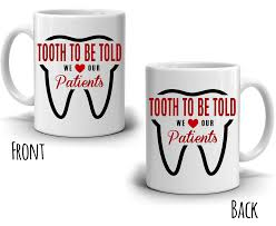 the office coffee mug. Fun Dentist Office Coffee Mug - A Cool Unique Gift For Anyone In The Dental Profession, 100% Microwave And Diswasher Safe