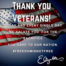 Thanks For Your Service Thank You Veterans For Your Service From Elizabeth Ink