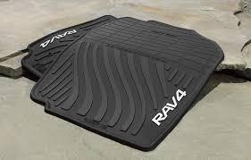 Amazon.com: Genuine Toyota All-Weather Floor Mats for 2007-2012 ...