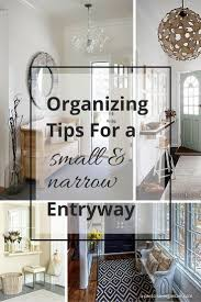 decorate narrow entryway hallway entrance. home organizing ideas a narrow entry decorate entryway hallway entrance d