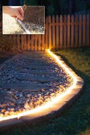 do it yourself outdoor lighting. best 25 backyard lighting ideas on pinterest patio lights diy and do it yourself outdoor