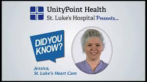 St Luke S Cedar Rapids My Chart Unitypoint Health St Lukes Hospital Presents