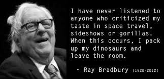 Ray Bradbury Quotes Custom 48 Quotes For Writers From Ray Bradbury