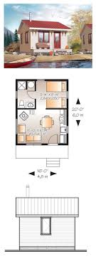 Small House Plans With Loft Bedroom 17 Best Ideas About Guest House Plans On Pinterest Small Cottage