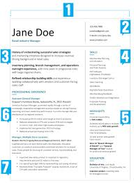 Examples Of Excellent Resumes 2017 Best Of What Your Resume Should