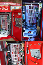 Who Makes Redbox Vending Machines Mesmerizing Inside A Redbox DVD Rental Machine And 48 More Interesting Pictures