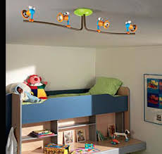 childrens bedroom lighting. modren childrens a childu0027s bedroom with ceiling mounted 4 light  in childrens lighting m
