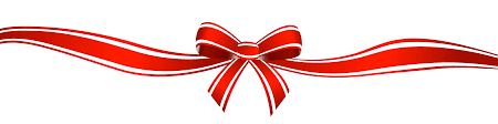Red Ribbon Design Ribbon Png Images Red Gift Ribbon Free Download Pictures
