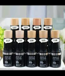 makeup forever ultra hd stick foundation