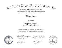 Fake Bachelor Degree Template Law School Diploma Create A Best Free