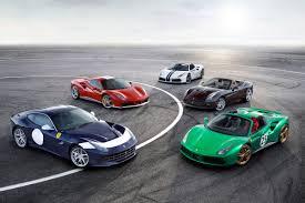 Top 10 Best Ferraris Ever Auto Express