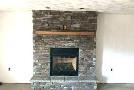 stacking stone fireplace dry stack stone fireplace veneer