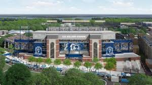Foreman Field Seating Chart To Get Premium Seats At Renovated Foreman Field Some Odu
