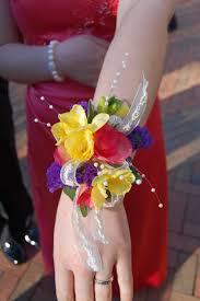 prom flowers wrist corsage